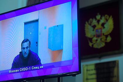 Суд оставил Навального в СИЗО