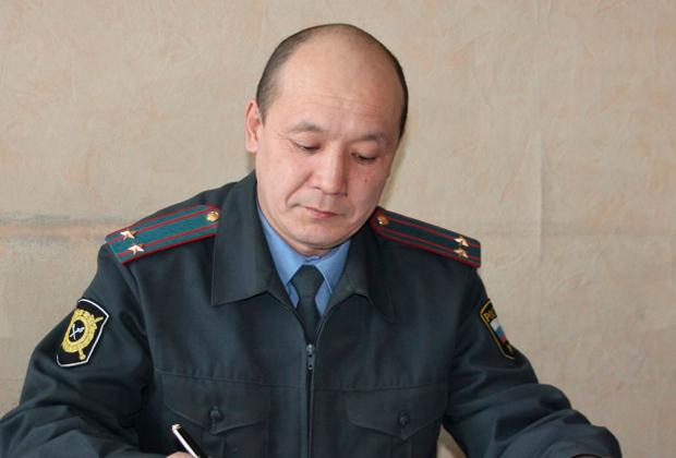 Орлан Сарыг-Донгак