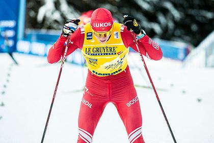 Большунов обошел норвежцев и победил в индивидуальной гонке на этапе Кубка мира