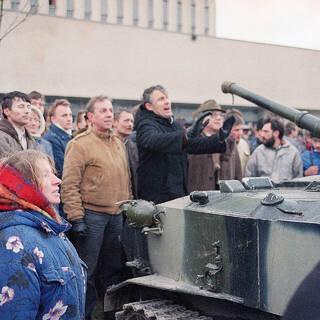Противостояние у Дома печати в Вильнюсе, 1991