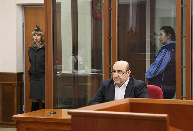 Ирина Гайдамачук, обвиняемая в убийстве 17 пенсионерок. 2012 год