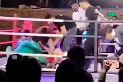 27-летний боксер умер после нокаута