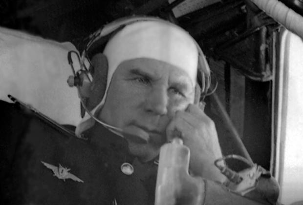 Командир Ту-104 Анатолий Инюшин