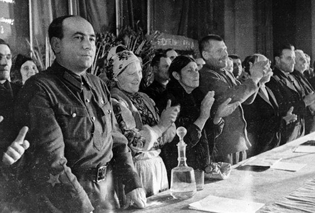 Первое народное собрание Западной Беларуси, 1939 год