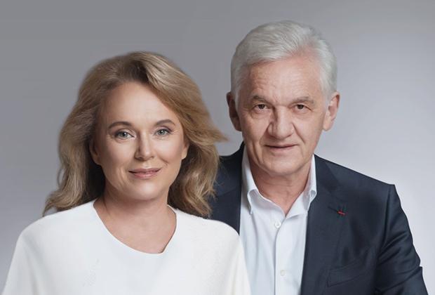 Геннадий и Елена Тимченко