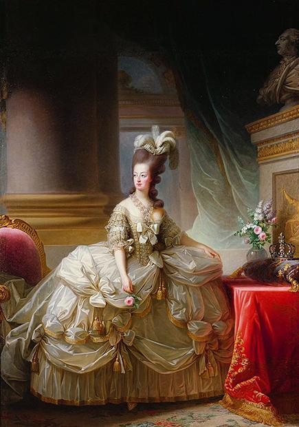 Портрет Марии-Антуанетты, 1778 год