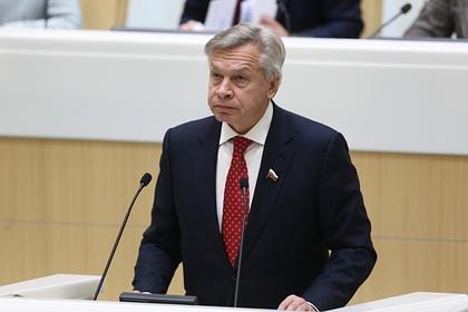 Пушков призвал перестать ждать одобрения Запада