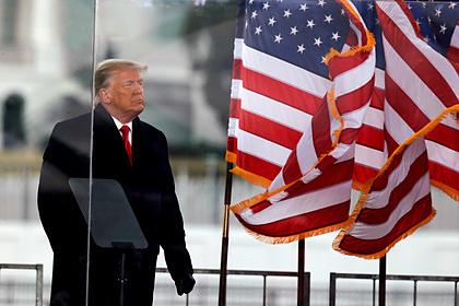 В США подсчитали ущерб от заявлений Трампа и беспорядков в Вашингтоне