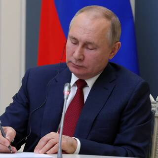 Владимир Путин