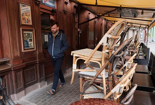 Закрытый ресторан