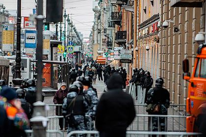 Суд пересмотрит дело о штрафе глухонемому за выкрики на акции в Петербурге