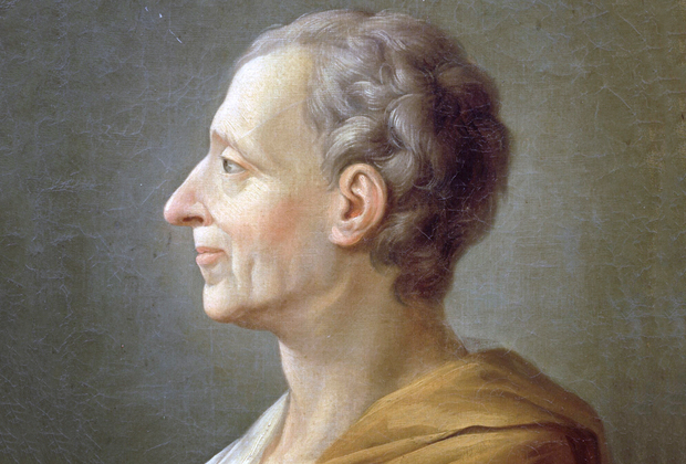 Шарль Луи де Монтескьё
