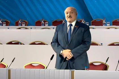 Лукашенко назвал белорусов святым народом