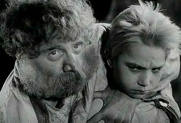 Кадр из фильма «Бежин луг»