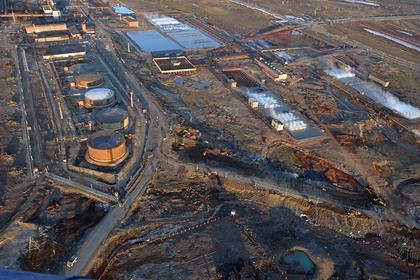 Власти потребовали полмиллиарда рублей за ущерб природе при аварии в Норильске