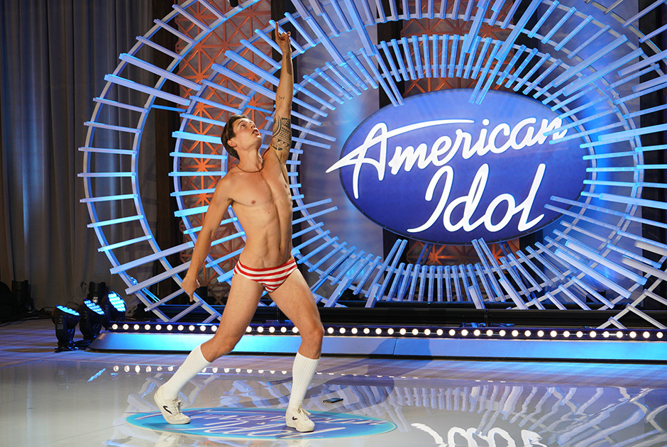 AMERICAN IDOL 401 (Auditions) American Idol, the iconic series that revolutionized the television landscape by pioneering the music competition genre, will return to airwaves during its season premiere SUNDAY, FEB. 14 (8:00-10:00 p.m. EST), on ABC. ( Images) MARIO ADRION