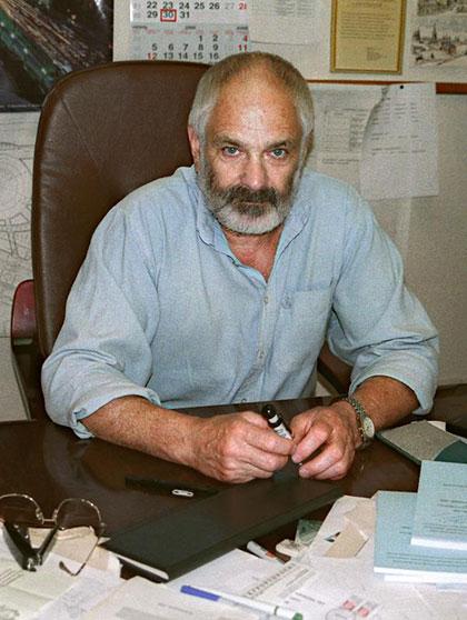 Архитектор Нодар Канчели