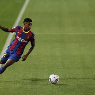 Назван лучший молодой футболист планеты