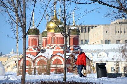 Москвичам пообещали мороз и солнце