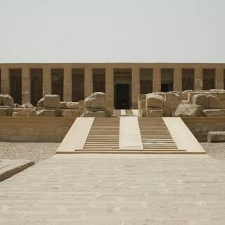 Заупокойный храм Сети I в Абидосе