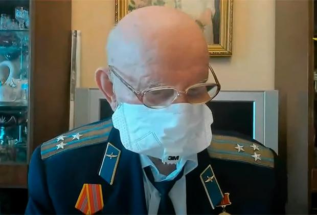 Ветеран Игнат Артеменко