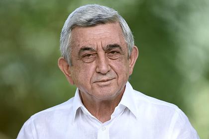Бывший президент Армении заявил об упущенной возможности признать Карабах