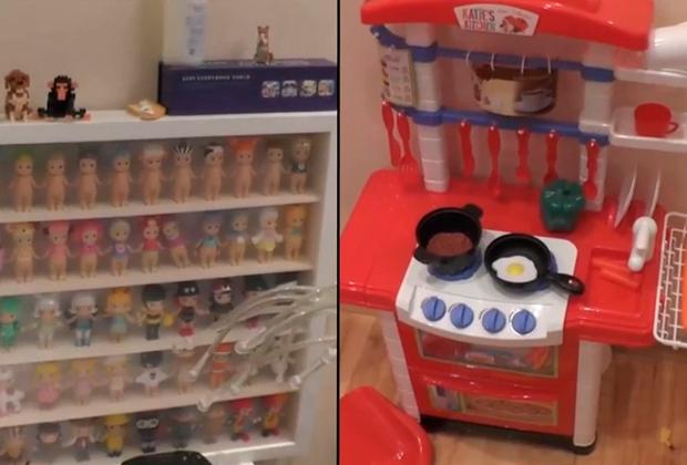 Ни у одного из задержанных не было детей. Следователи устанавливают, зачем они держали у себя игрушки.