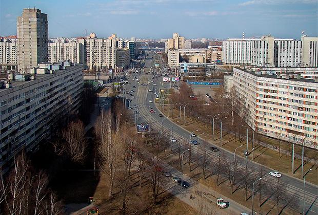 Наличная улица (Санкт-Петербург)