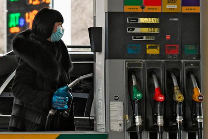 В России подсчитали рост цен на бензин