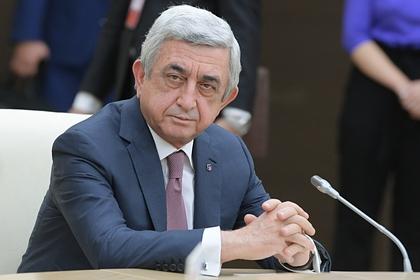 Бывший президент Армении раскрыл причину неудачи в Нагорном Карабахе