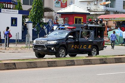 Боевики похитили из школы в Нигерии десятки детей