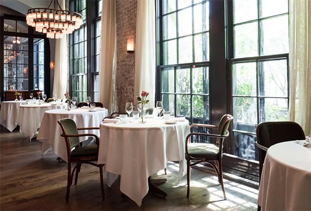 Ресторан Le Coucou в Нью-Йорке