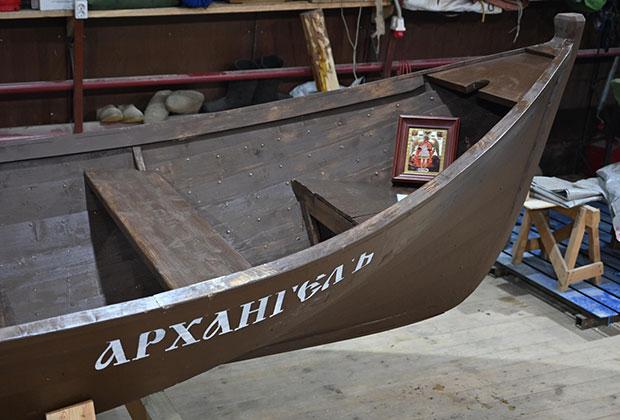 Карбас «Архангелъ»