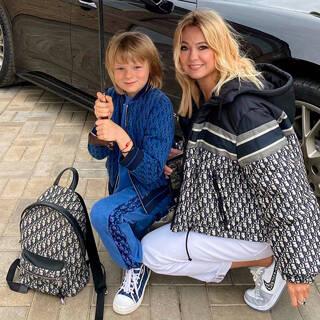 Александр Плющенко и Яна Рудковская