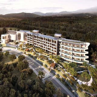 Отель Grand Josun Jeju