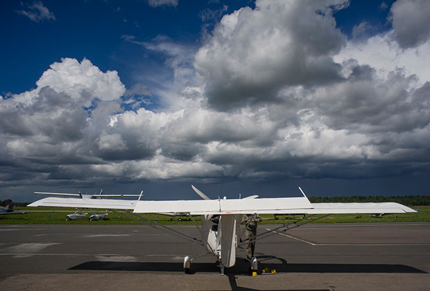 Самолет «Бекас»