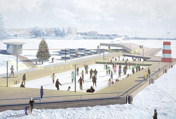 Концепция пространственного развития Сургута, ХМАО