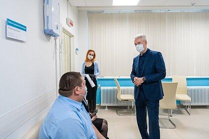 Собянин назвал ситуацию с коронавирусом в Москве обнадеживающей