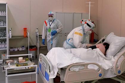В России за сутки умерли 480 пациентов с коронавирусом