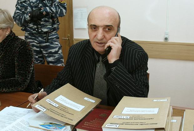 Адвокат Карен Нерсесян
