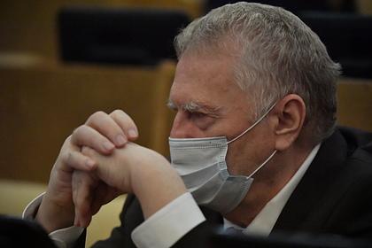 Жириновский предложил ввести ограничения по весу для чиновников: Политика: Россия: Lenta.ru