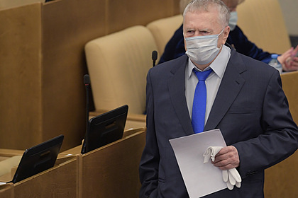 Начать ограничивать вес чиновников предложили с Жириновского: Политика: Россия: Lenta.ru