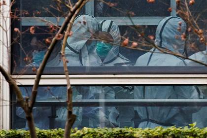 В США заявили о недоверии к Китаю по данным о коронавирусе: Политика: Мир: Lenta.ru