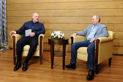 Лукашенко поблагодарил Россию за помощь белорусской экономике: Белоруссия: Бывший СССР: Lenta.ru