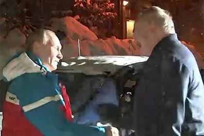 Встреча Путина и Лукашенко завершилась