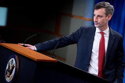 Госдеп объяснил причину неприятия США к «Северному потоку-2»: Политика: Мир: Lenta.ru