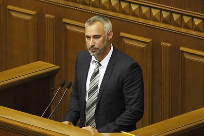 Госдеп США наградил получившего вотум недоверия экс-генпрокурора Украины: Политика: Мир: Lenta.ru