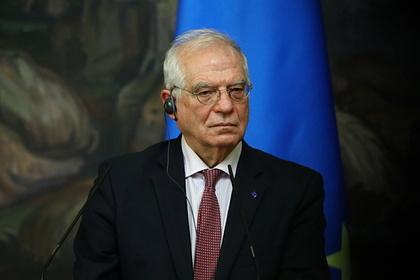 В ЕС призвали сохранить «ограниченное взаимодействие» с Россией