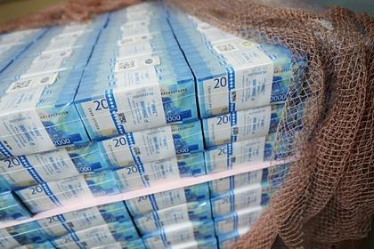 Госдолг России вырос на5,4триллиона рублей загод