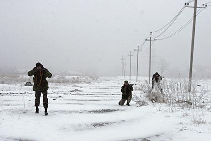 Ополчение и ВСУ обвинили друг друга в нарушении перемирия в Донбассе